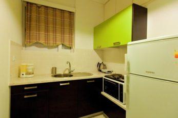 Lida Apartments green room 3